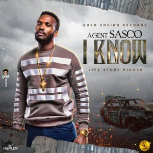 Agent Sasco - I Know (2018) Single