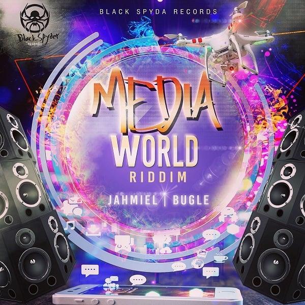 Media World Riddim [BlackSpyda Records] (2018)