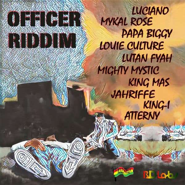 Officer Riddim [BD Labs / LifeForce Production LLC] (2018)