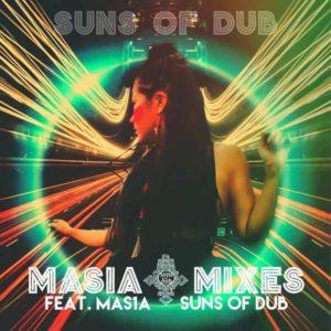 Suns of Dub - Masia Mixes (feat. Masia One) (2018) EP