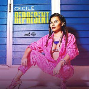 Ce'Cile - Represent (2018) Single