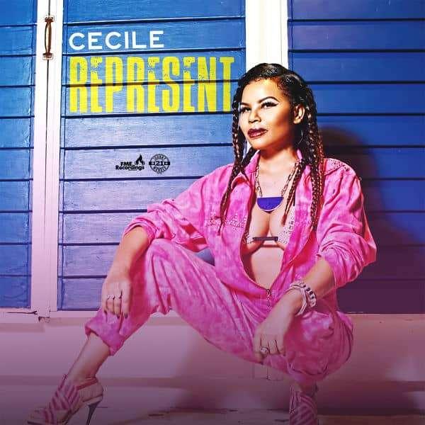 Ce'Cile – Represent (2018) Single