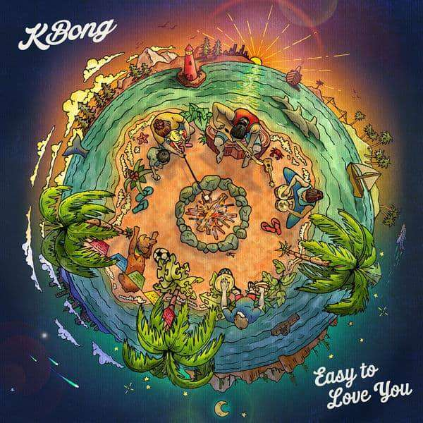KBong – Easy to Love You (2018) Album