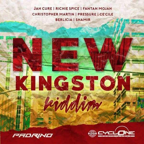 New Kingston Riddim [Cyclone Music Group & Padrino Music] (2018)