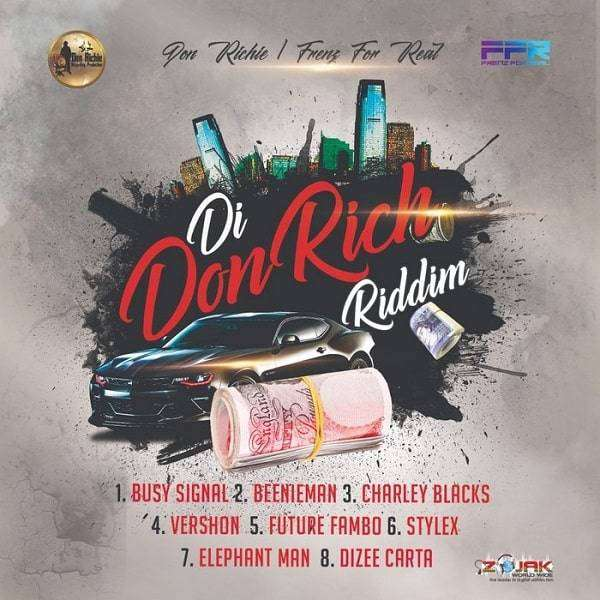 Di Don Rich Riddim [Don Richie / Frenz For Real] (2018)