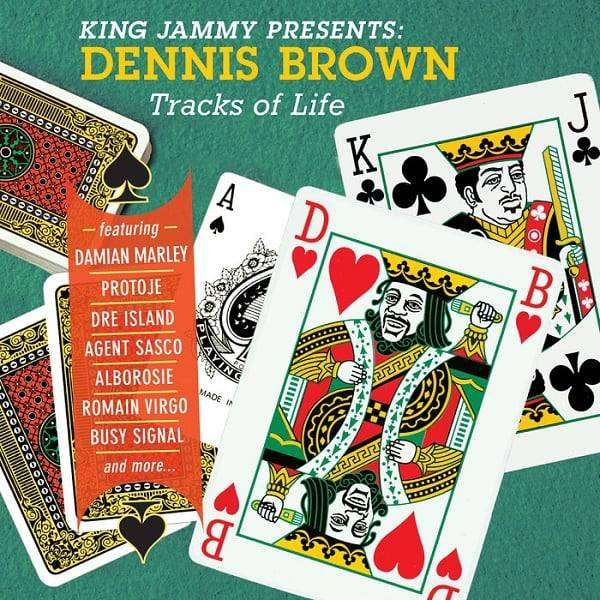 King Jammy presents: Dennis Brown Tracks Of Life (2018) Album