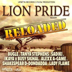 Lion Pride Reloaded Riddim [Upsetta Records] (2018)