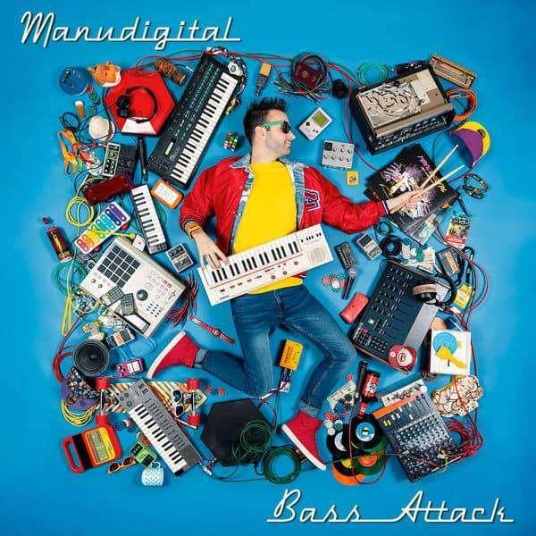 Manudigital – Bass Attack (2018) Album