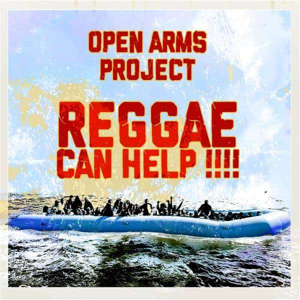 Open Arms Project – Reggae Can Help !!!! (2018) Album