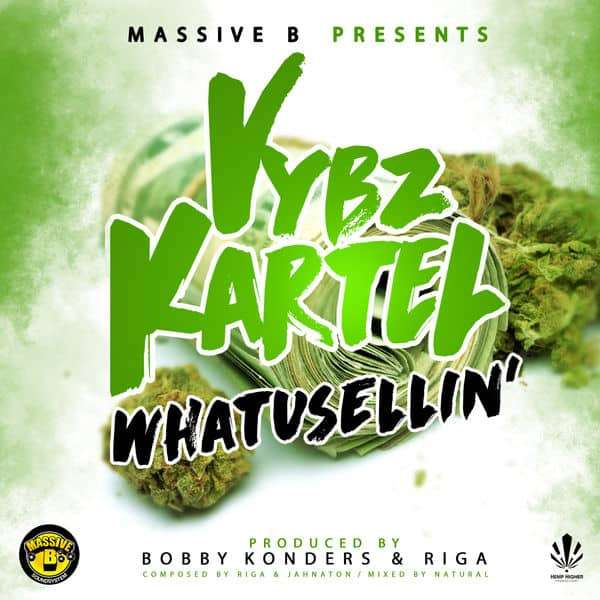 Vybz Kartel – #WhatUSellin (2018) Single