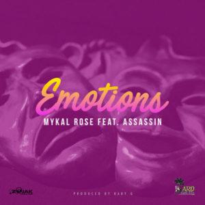 Mykal Rose feat. Assassin - Emotions (2018) Single