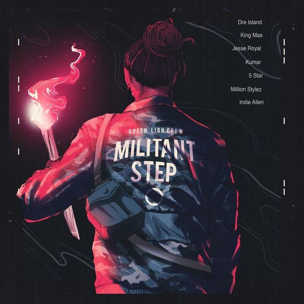 Militant Step Riddim [Green Lion Crew] (2018)