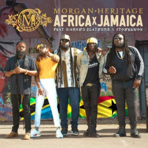Morgan Heritage feat. Diamond Platnumz & Stonebwoy - Africa x Jamaica (2018) Single