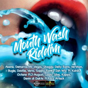 Mouthwash Riddim [Pure Music Productions] (2018)