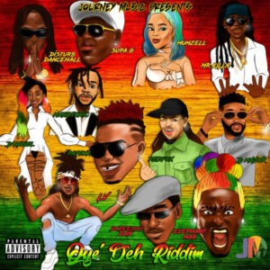 Oye' Deh Riddim [Journey Music Global] (2018)