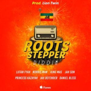 Roots Stepper Riddim [Lion Twin] (2018)