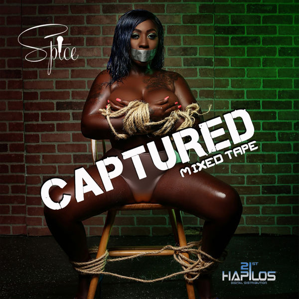 Spice - Captured (2018) Mixtape