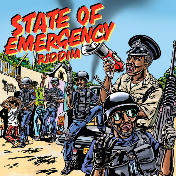 State Of Emergency Riddim [Maximum Sound] (2018)