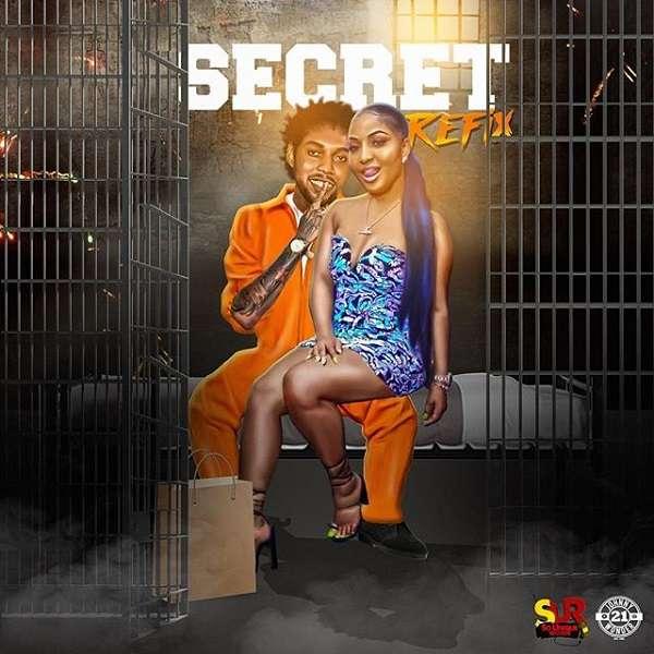 Vybz Kartel  & Shenseea – Secret (Refix) (2018) Single