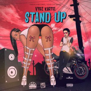 Vybz Kartel - Stand Up (Remix) (2018) Single
