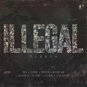 Illegal Riddim [Apt 19 Music] (2018)