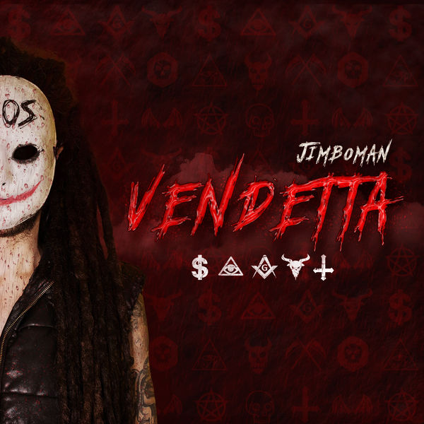 Jimboman - Vendetta (2018) Album
