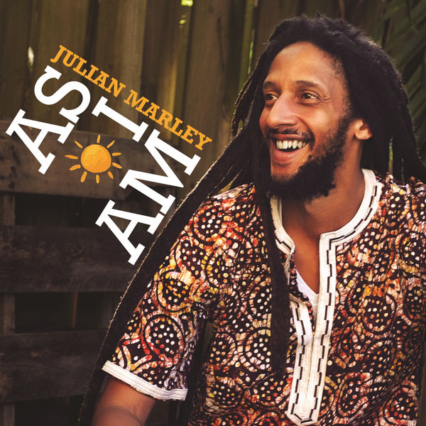 Julian Marley - As I Am (2019) Album