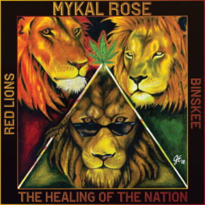 Mykal Rose, Red Lions & Binskee – Healing Of The Nation (2018) Album