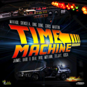 Time Machine Riddim [JA Productions] (2018)