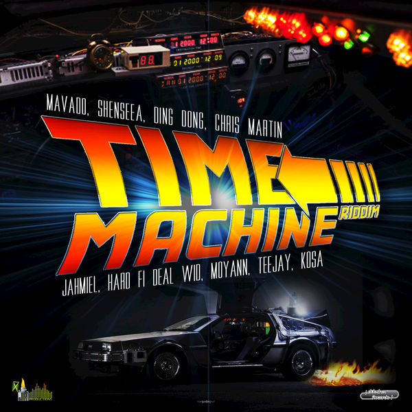 Time Machine Riddim [JA Productions] (2018)