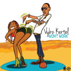 Vybz Kartel - Won't Work (2018) Single