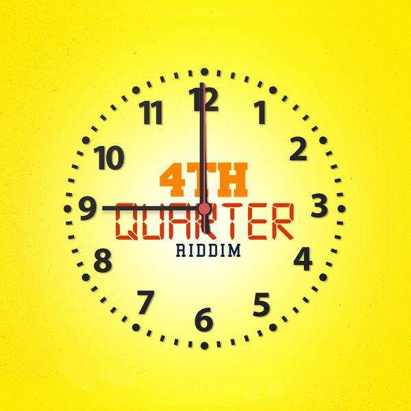 4th Quarter Riddim [Nine Mind / Lenkey Records] (2018)
