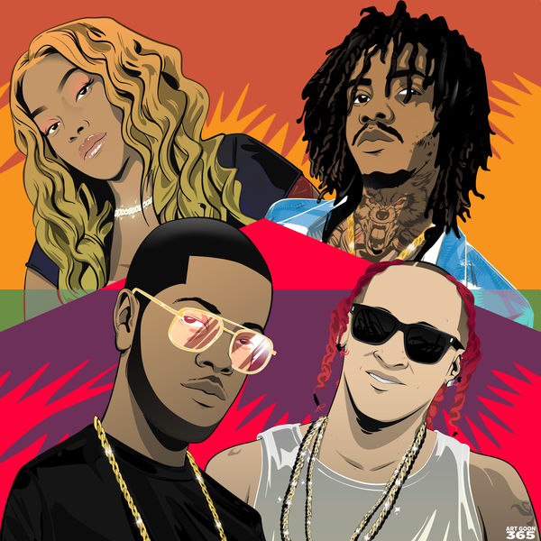 Chip feat. Stefflon Don, Alkaline & Red Rat – My Girl (2018) Remix