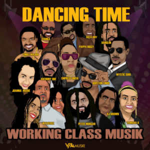 Dancing Time [Working Class Musik] (2018)