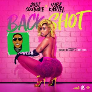 Jodi Couture x Vybz Kartel - Backshot (2018) Single