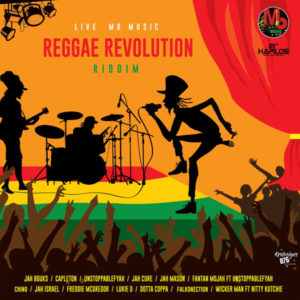 Reggae Revolution Riddim [Live MB Music] (2019)