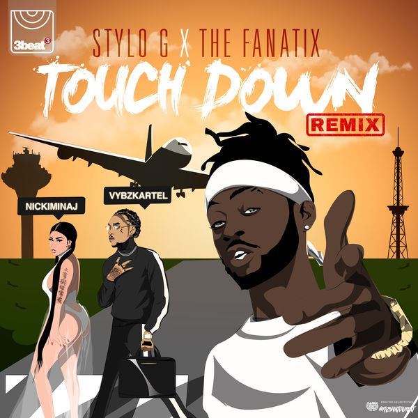 Stylo G & Fanatix feat. Nicki Minaj & Vybz Kartel - Touch Down (2018) Single