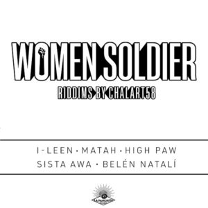 Women Soldier [La Panchita Records] Album