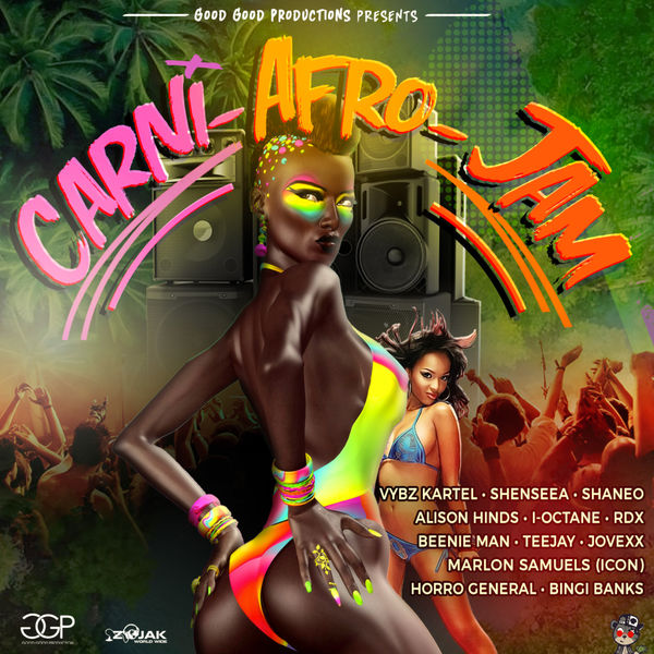 Carni-Afro-Jam [Good Good Production] (2019)