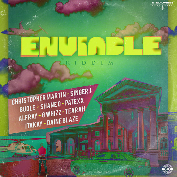 Enviable Riddim [Studio Vibes Entertainment] (2019)