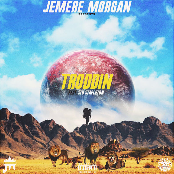 Jemere Morgan feat. Stu Stapleton - Troddin (2019) Single