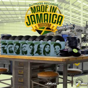 Made in Jamaica Riddim [DJ Frass Records] (2019)