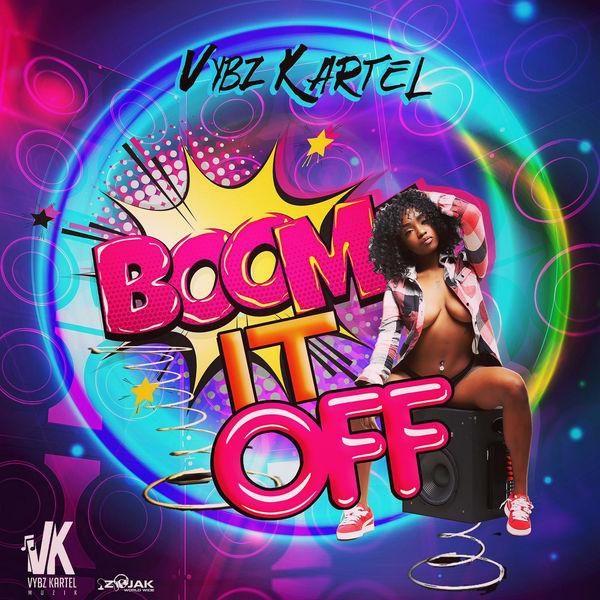 Vybz Kartel – Boom It Off (2019) Single