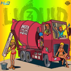 ZJ Liquid - Marta Truck (2019) Single