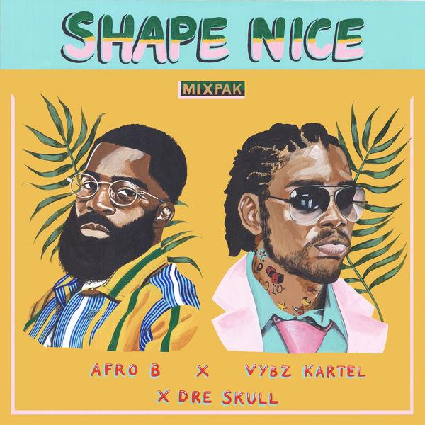 Afro B x Vybz Kartel x Dre Skull - Shape Nice (2019) Single