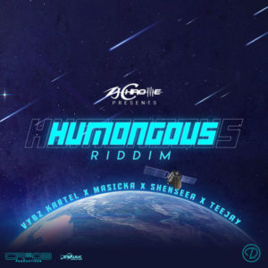 Zj Chrome presents: Humongous Riddim [CR203 Records] (2019)