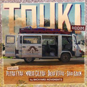 Touki Riddim [Backyard Movements] (2019)