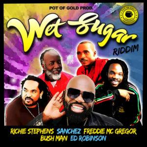 Wet Sugar Riddim [Pot of Gold Productions] (2019)