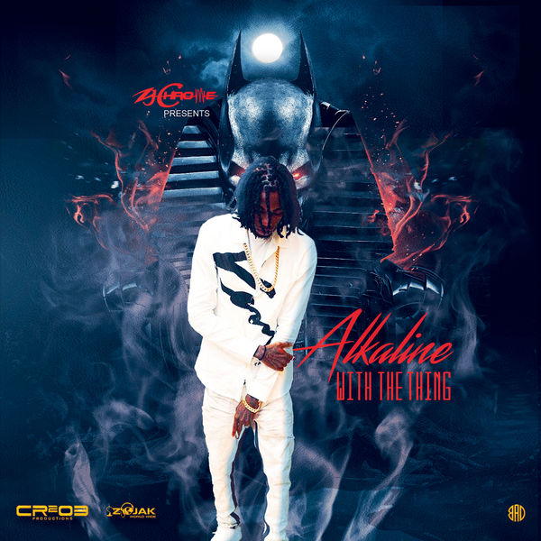 Alkaline - With the Thing (2019) Single