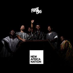 Fuse ODG - New Africa Nation (2019) Album